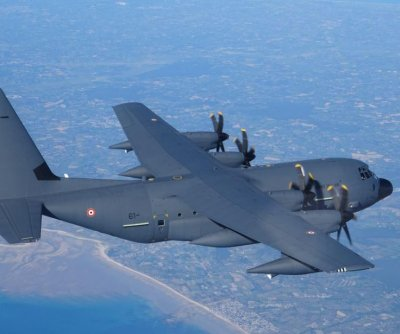 France receives its first KC-130J Super Hercules tanker