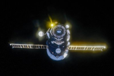 Russian Progress cargo ship delivers supplies to space station
