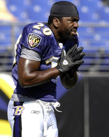 Ed Reed leads AFC weekly honorees