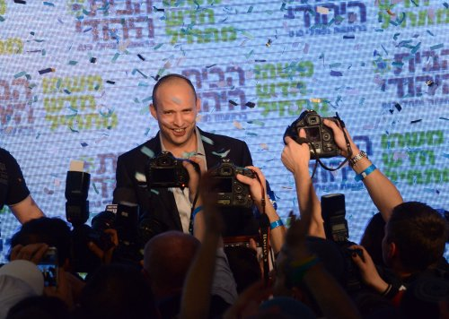 Israel: Vote gives right wing slight edge