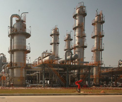 China's largest inland oil field depleting