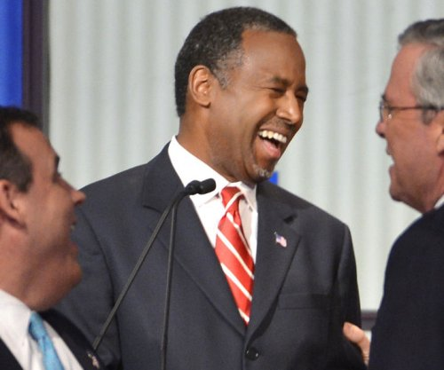 Survey: Carson top pick for Trump's VP; Sanders top pick for Clinton