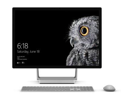 Microsoft Event: Surface Studio, Paint 3D, Windows 10 update announced