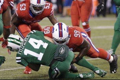 Sammy Watkins, Marcell Dareus provide 1-2 punch for Buffalo Bills