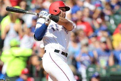 Joey Gallo's 3-run homer powers Texas Rangers past Oakland A's