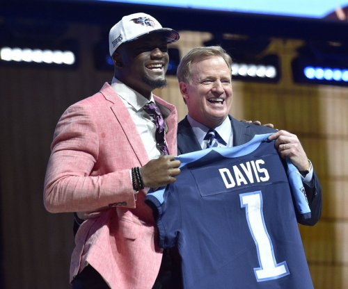 2017 NFL Draft: Tennessee Titans happy with Corey Davis, Adoree' Jackson selections