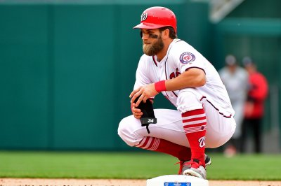 Washington Nationals' Bryce Harper returning to lineup against Baltimore Orioles