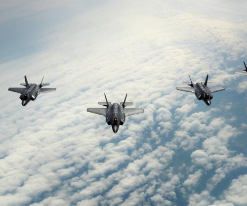 Lockheed awarded maintenance contract for F-35 logistics system