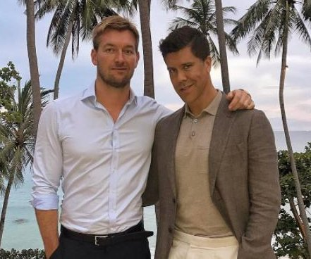 Fredrik Eklund of 'Million Dollar Listing' expecting twins