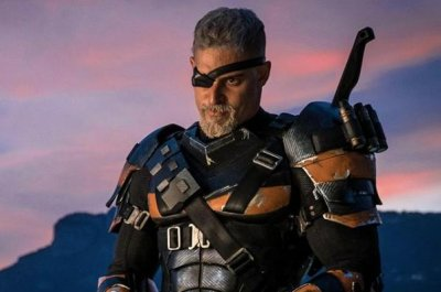 Joe Manganiello shares photo of DC Comics villain Deathstroke