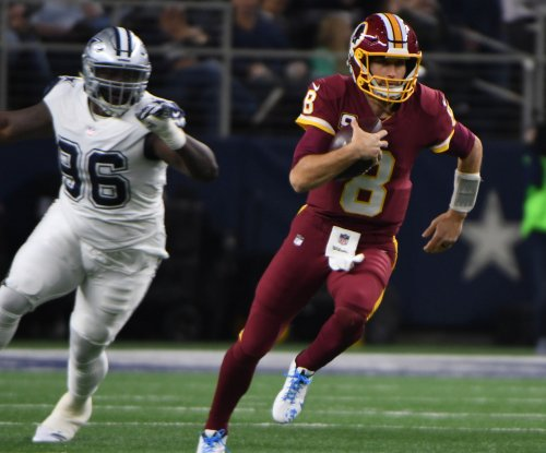 Broncos' Anderson on landing Cousins: 'It would be huge'