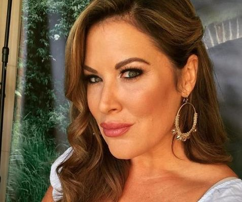 'Real Housewives' star Emily Simpson calls out body shamers