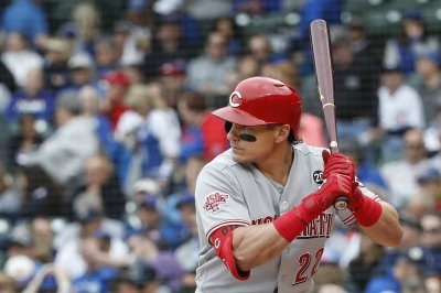 Cincinnati Reds place Derek Dietrich on injured list with shoulder inflammation