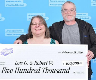 Lottery ticket bound for storage unit rescued on moving day