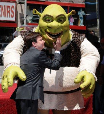 'Shrek' No. 1 for third week