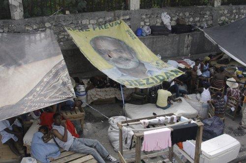 Haiti president to ask for immediate help