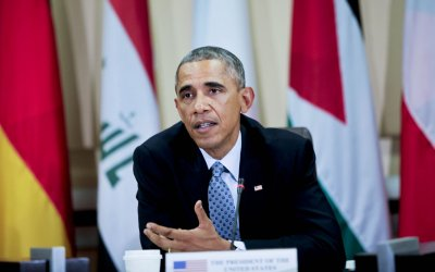 Fight against Islamic State will be 'long-term,' Obama tells coalition military chiefs