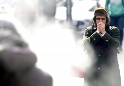 U.S. emissions up after last year's brutal winter