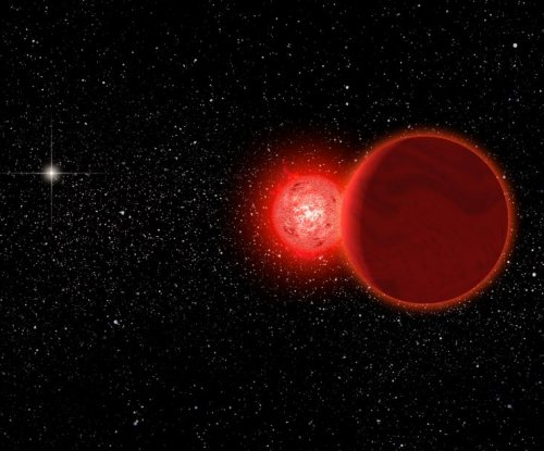 Neighboring star once came within a single light year of the sun