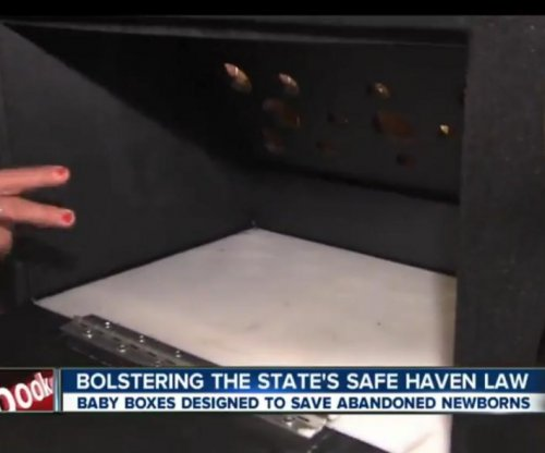 Indiana considers installing 'baby boxes' for abandoned infants
