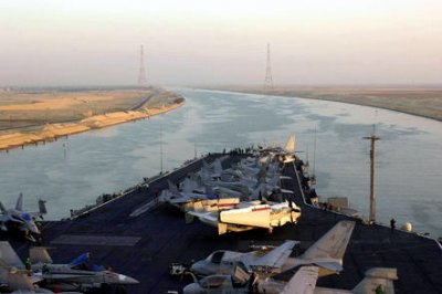 Upgraded Suez Canal to boost Egyptian prosperity