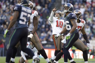 Tampa Bay Buccaneers sign K Connor Barth