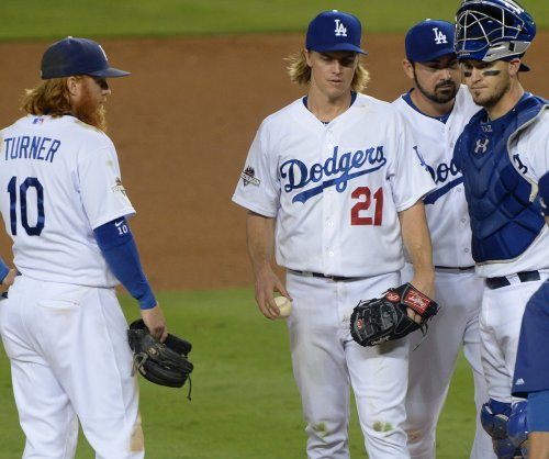 Report: Zack Greinke to opt-out of contract with Los Angeles Dodgers