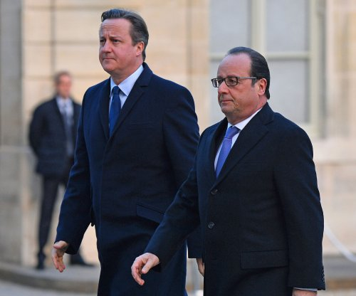 Britain offers France emergency use of airbase