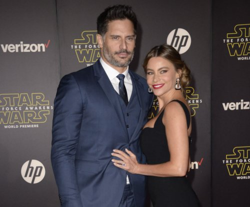 Sofia Vergara, Joe Manganiello attend first red carpet as a married couple