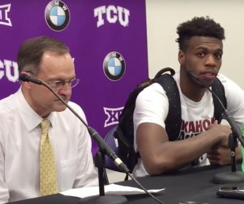 Buddy Hield, Oklahoma Sooners win, have eyes on the prize