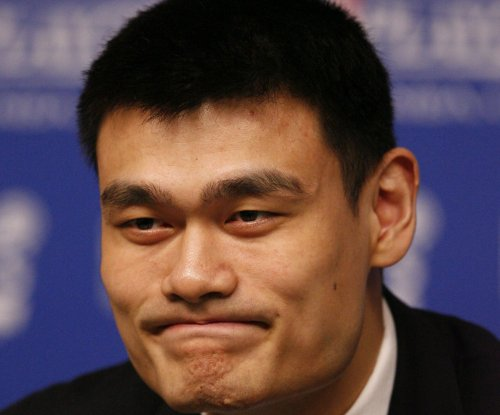 Yao Ming: Houston Rockets called center wrong name rookie year