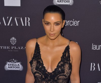 Kim Kardashian files complaint with French police against man who attacked her in Paris