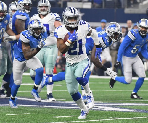 Dallas Cowboys owner Jerry Jones remains silent about Ezekiel Elliott's suspension