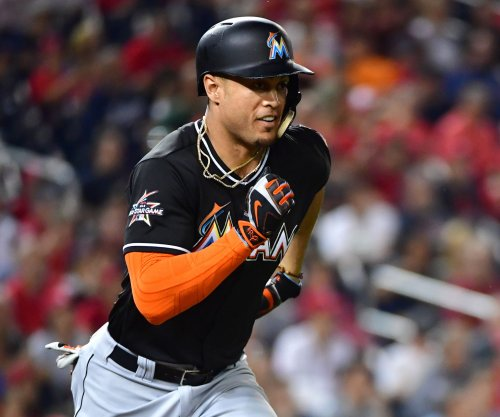 Giancarlo Stanton Of Miami Marlins Says He S Recovering: 2017 U.S. Open: Pablo Carreno Busta Advances Into