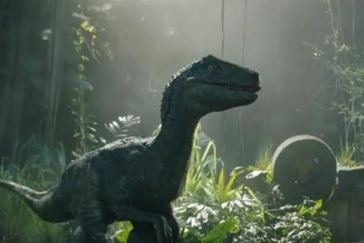 Dinosaurs face extinction again in 'Jurassic World: Fallen Kingdom' trailer