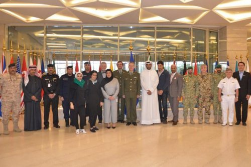 NATO holds CBRN training course in Kuwait