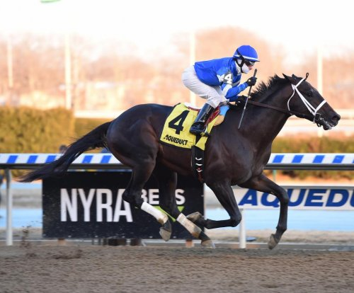 UPI Horse Racing Roundup: Avery Island, Audible and Lombo impress on Road to Roses