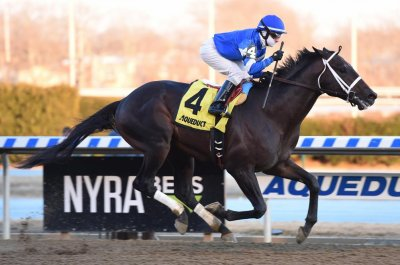 UPI Horse Racing Roundup: Avery Island, Audible and Lombo impress on Road to Roses