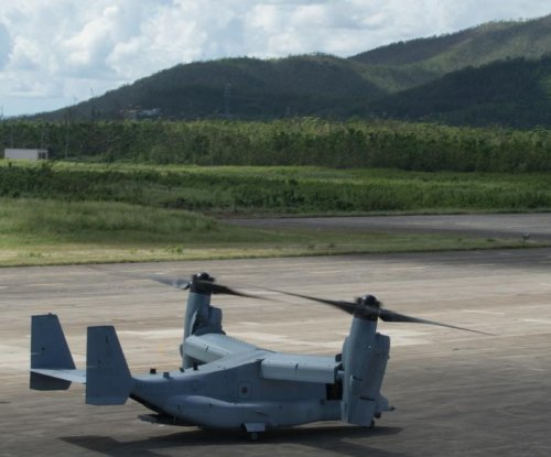 Navy awards $102.8M for additional V-22 Osprey support