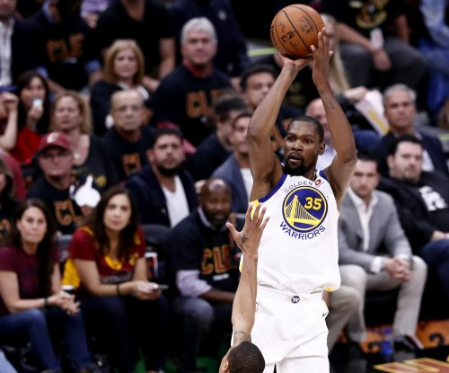 NBA Finals: Kevin Durant powers Warriors to Game 3 win vs. Cavs