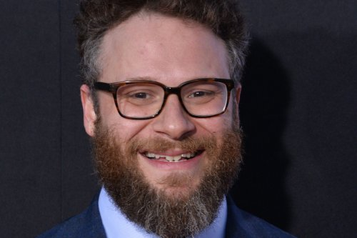Seth Rogen on 'Preacher' violence: 'If you don't like that, then, guess what?'