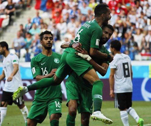 World Cup: Saudi Arabia nabs first win since 1994, beats Egypt 2-1