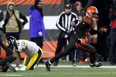 Cleveland Browns place S Morgan Burnett on injured reserve