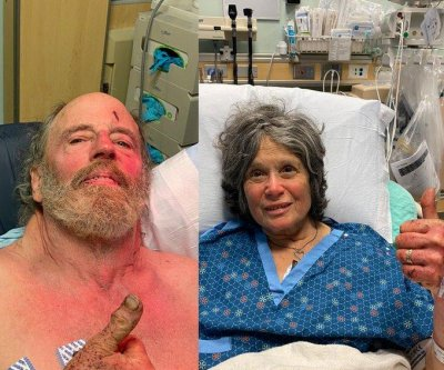 Couple who disappeared on Valentine's Day hike found alive in California