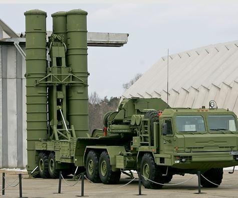 Risking sanctions, Turkey test-fires Russian-made S-400 air defense system