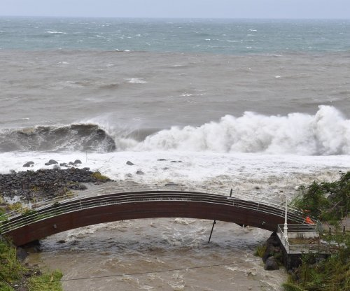 Forecast predicts global increase in coastal overtopping