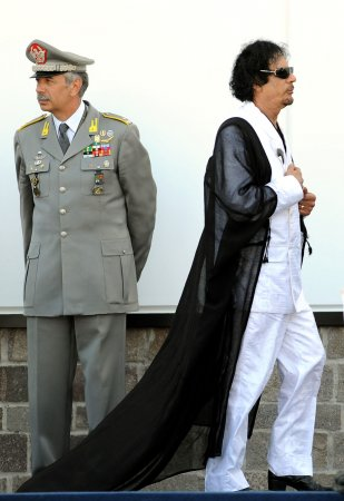 Future of U.S. ambassador to Libya unclear