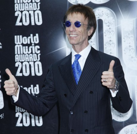 Gibb recovering from intestinal surgery