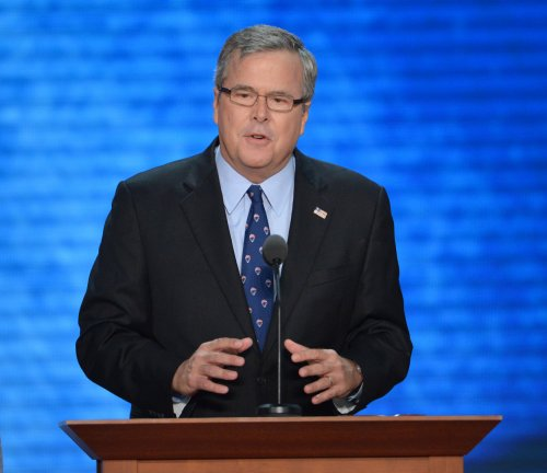 Barbara Bush: Jeb Bush run for president might be OK