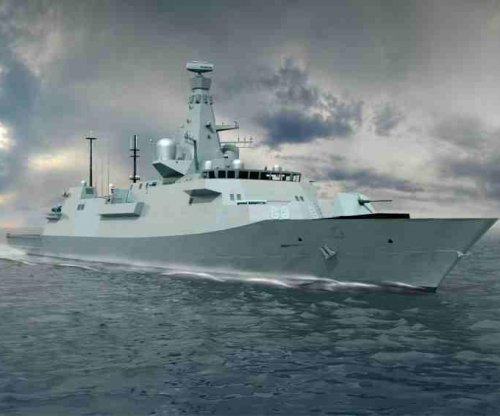 BAE Systems gets demo contract for new British frigate